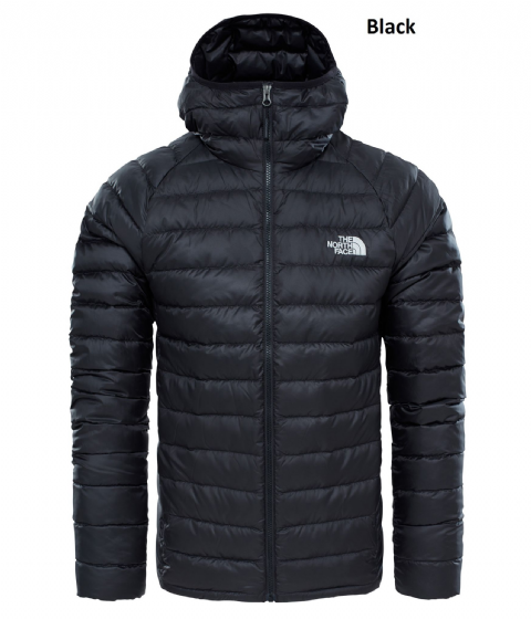 The North Face Mens Trevail Down Hoodie/Jacket
